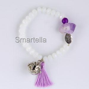 Aromatherapy/Yoga Bracelet
