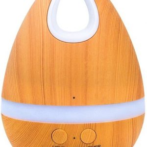 Crystal Aire Wooden Aroma Diffuser
