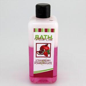 2 Phase Bath Milk – Strawberry & Pomegranate (300g)