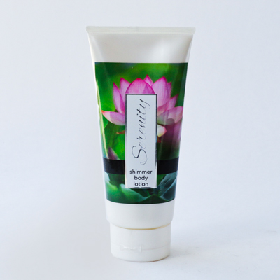Waterlily Shimmer Body Lotion